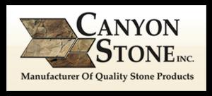 Canyon Stone, Raleigh - logo